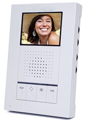 Expandable Video Intercom Expansion Monitor