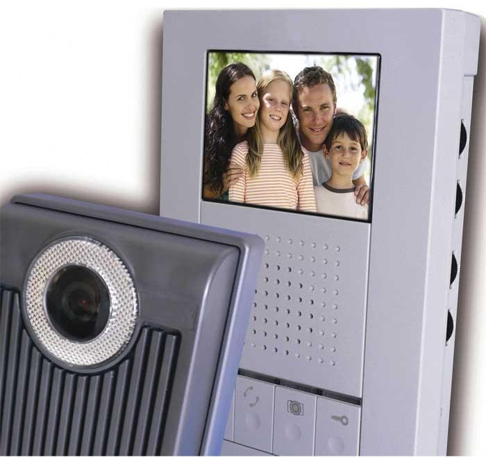 Expandable Video Intercom