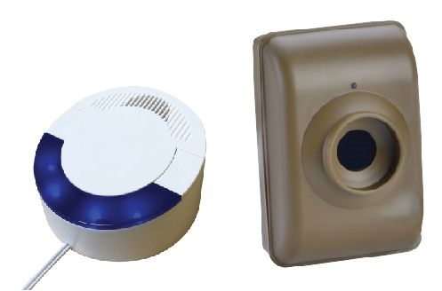 One-Mile Motion Detector and Receiver Kit