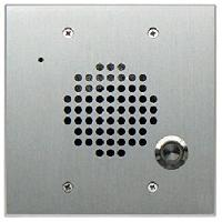 Stainless Steel Single-gang Door Station