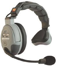 Full Duplex Single-Ear Headset