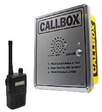 Callbox XT with Gate Relay/ MURS Dual-Talk Handheld Kit