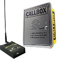 Callbox XT with Gate Relay/ MURS Commercial Base Station Kit
