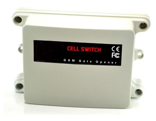 Cell Network Gate Opener Switch