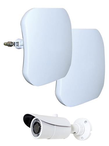 Long-Range Wireless Video Camera System
