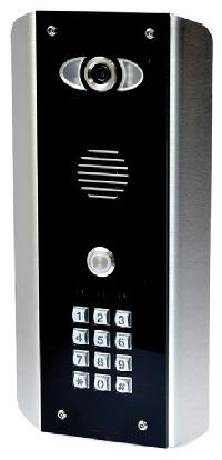 Vertical-Mount WiFi Video System with Keypad