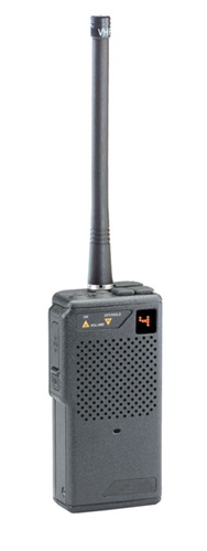 146D MURS Commercial Handheld Two-Way Radio (1 unit)