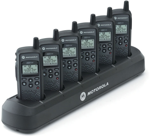 Motorola DTR Series Multi Unit Charger