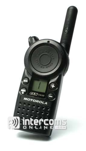 1-Channel Customer Service 2-Way Radio