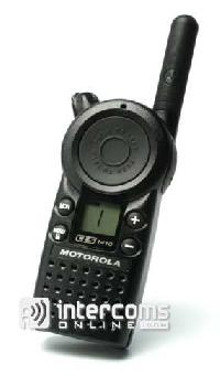 4-Channel Customer Service 2-Way Radio
