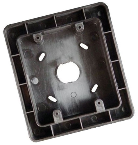 Surface Mount Box for Outdoor Units