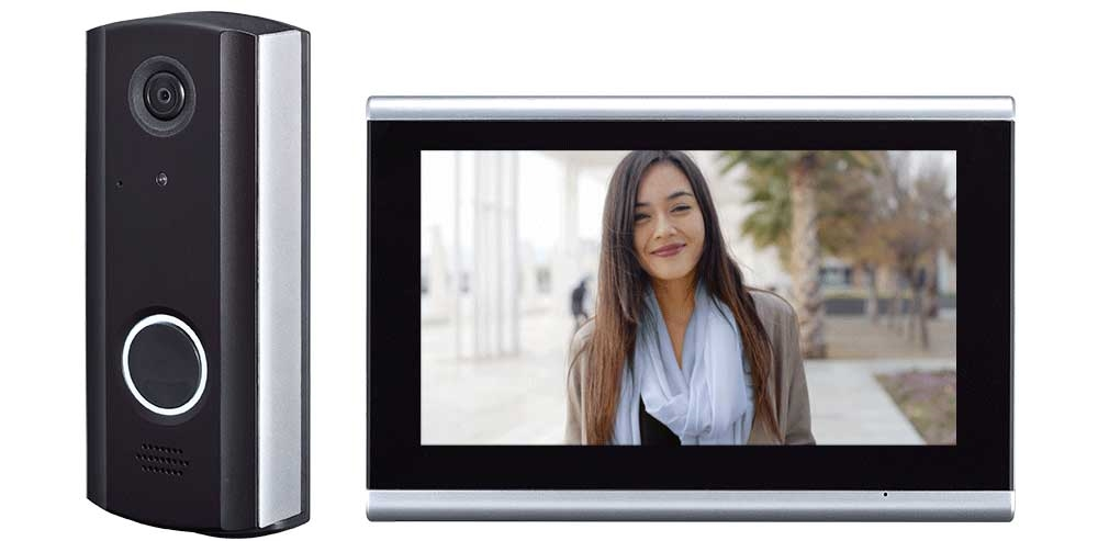 Video Intercoms For Greeting Guests   Home Security Store