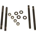 Stud Anchor Bolts for Existing Concrete Pad Mounting
