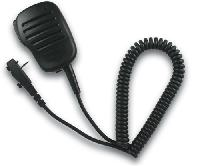 Remote Speaker Microphone, Moulded Strain Relief