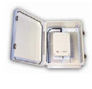 Wireless PA Weather-Resistant, Tamper-Resistant Fiberglass Housing
