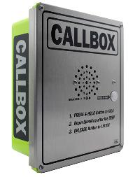 MURS Callbox XT Outdoor with Gate Relay