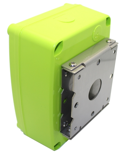Gooseneck Mounting Plate for Compact Wireless Callbox
