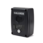 DMR Digital Callbox UHF, 450-470 MHZ, Black Housing