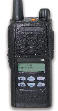 UHF NT 450-470MHz Two-Way Radio (1 unit)