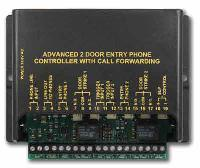 2-Door Intercom Controller with Call Forwarding