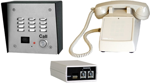 Phone Intercom Kit
