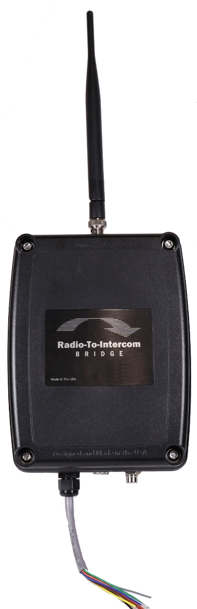 DMR Digital Radio to PA Bridge
