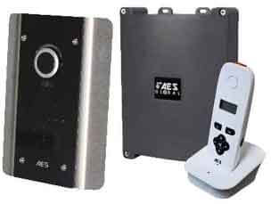Touchless Wireless Door Intercom