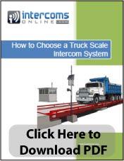 Truck Scale Intercom Whitepaper