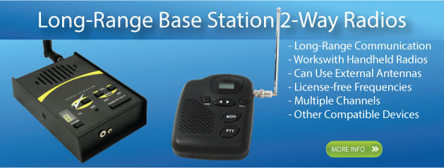 Base station 2-way radio