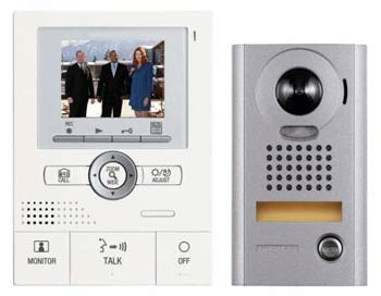 Pan and Tilt Video Intercom