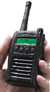 Handheld Two-Way Radio