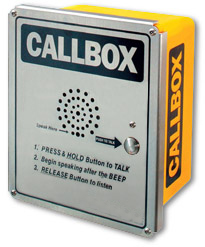 Wireless Callbox for Oil Rig