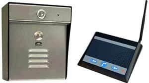 Wireless Sterile Room Intercom