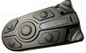 Bluetooth motorcycle intercom